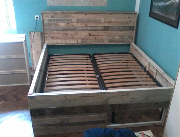 Construct a Cozy Homemade BuiltinBed  DIY  MOTHER