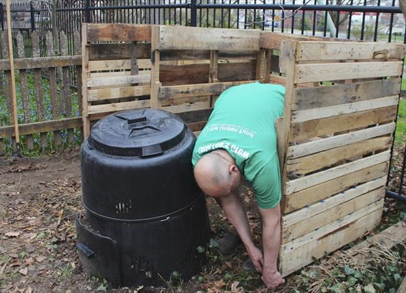 DIY Compost Bins  DIY